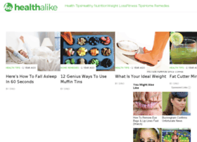 healthalike.com