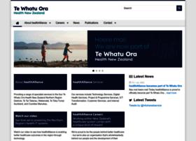 healthalliance.co.nz
