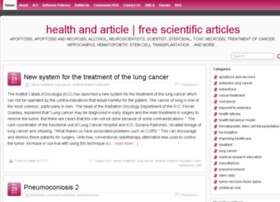 healthandarticle.com