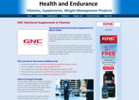 healthandendurance.com