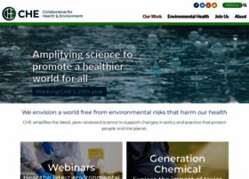 healthandenvironment.org