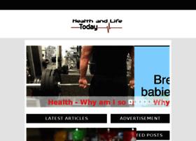 healthandlifetoday.com