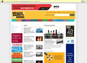 healthandsafetyatwork.com