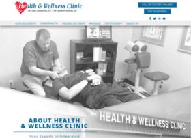 healthandwellnesschiropractic.com