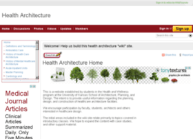 healtharchitecture.wikifoundry.com