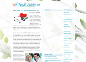 healtharticles101.com