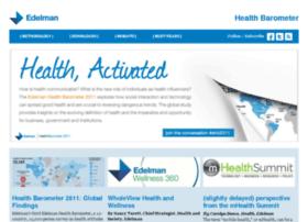 healthbarometer.edelman.com