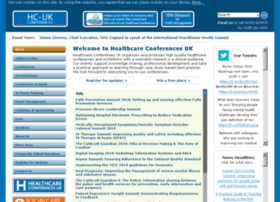 healthcare-events.co.uk