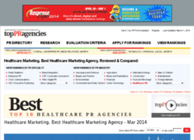 healthcare-marketing.toppragencies.com