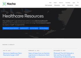 healthcare.nacha.org
