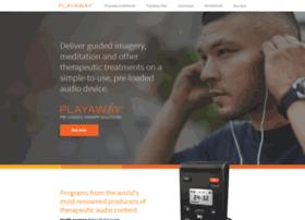 healthcare.playaway.com