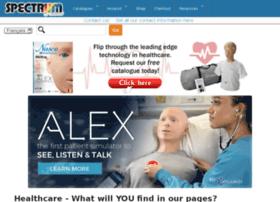 healthcare.spectrum-nasco.ca