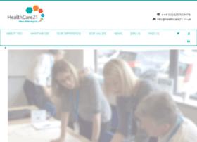 healthcare21.co.uk
