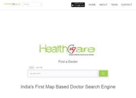healthcare24by7.herokuapp.com