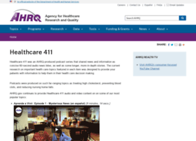 healthcare411.ahrq.gov