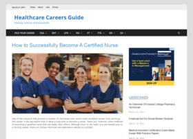 healthcarecareersguide.com