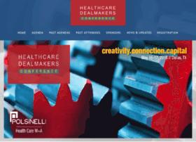 healthcaredealmakers.com