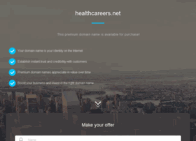 healthcareers.net