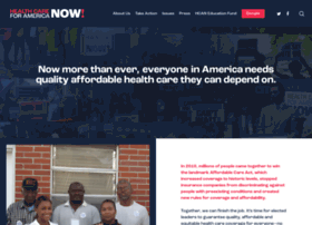 healthcareforamericanow.org
