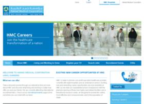 healthcarejobs.hamad.qa