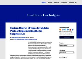 healthcarelawinsights.com