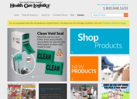 healthcarelogistics.com