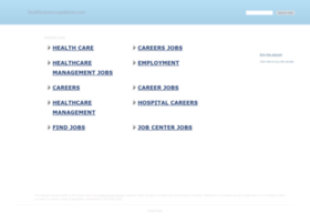 healthcareoccupations.com