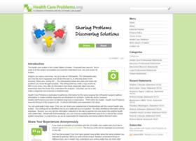 healthcareproblems.org