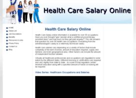 healthcaresalaryonline.com