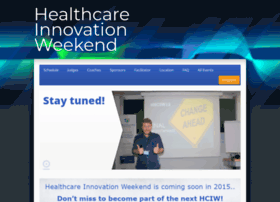 healthcareweekend.com