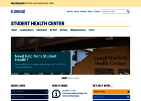 healthcenter.ucsc.edu