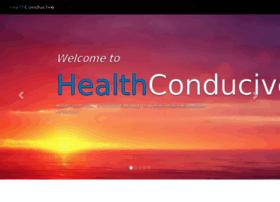 healthconducive.com