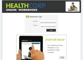healthcorpworkbooks.com.au
