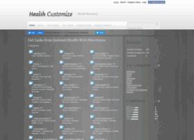 healthcustomize.com