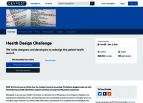 healthdesign.challengepost.com