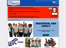 healthearizonaplus.gov