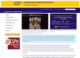 healthed.sfsu.edu