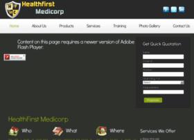 healthfirstmedicorp.com
