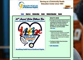 healthfocusswva.org