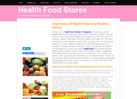 healthfoodstores.insingaporelocal.com