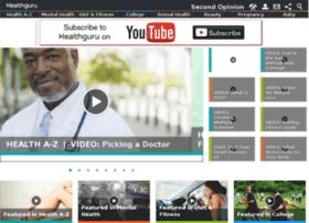 healthgurustage.info
