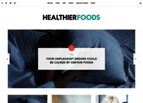healthierfoods.com