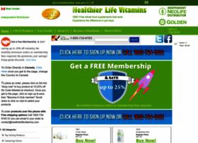 healthierlifevitamins.com