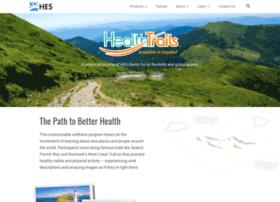 healthieru.healthtrails.com