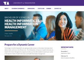 healthinformationmanagement.uw.edu