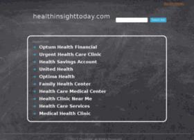 healthinsighttoday.com