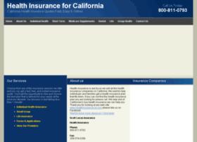healthinsurancecal.com