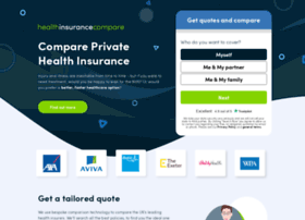 healthinsurancecompare.co.uk
