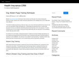 healthinsurancecrm.com