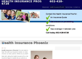 healthinsurancephoenix.co